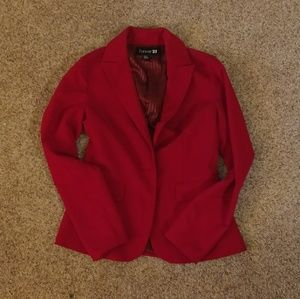Red Hot Blazer 🔥